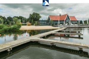 Tuinplan Terras Strand Steigers Bodelaeke Giethoorn